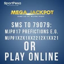 Sportpesa Mega Jackpot Guide – MULTIBET
